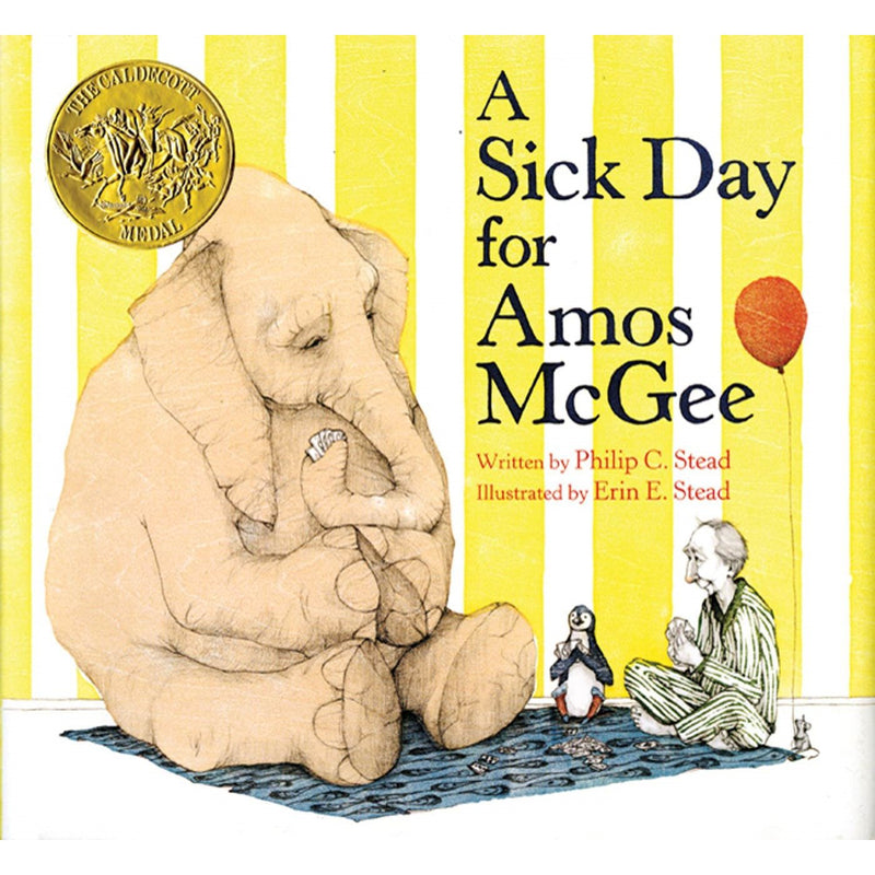 Picture Books - A Sick Day For Amos McGee