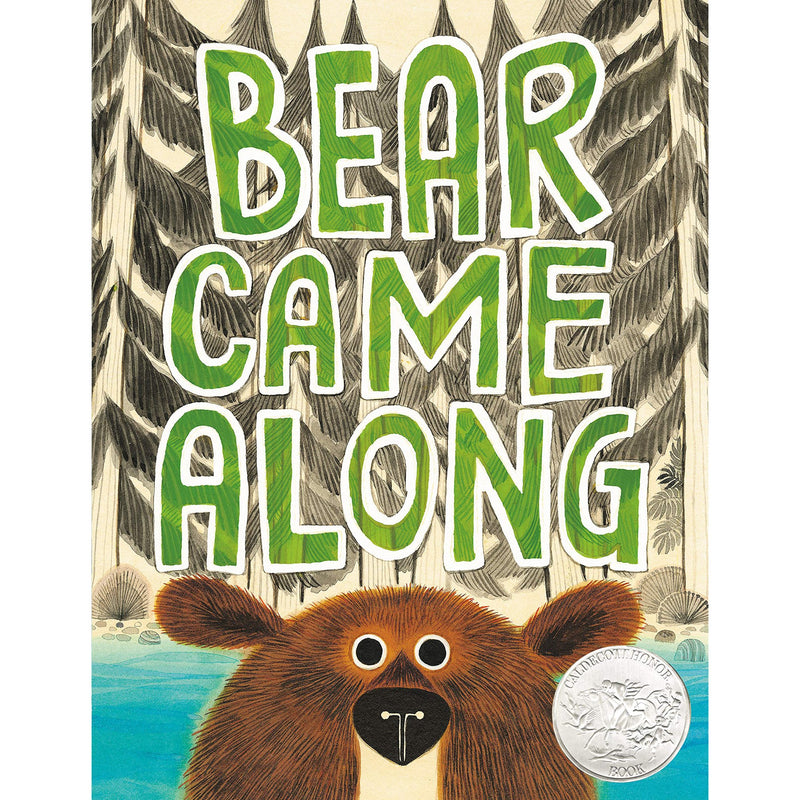 Picture Books - Bear Came Along