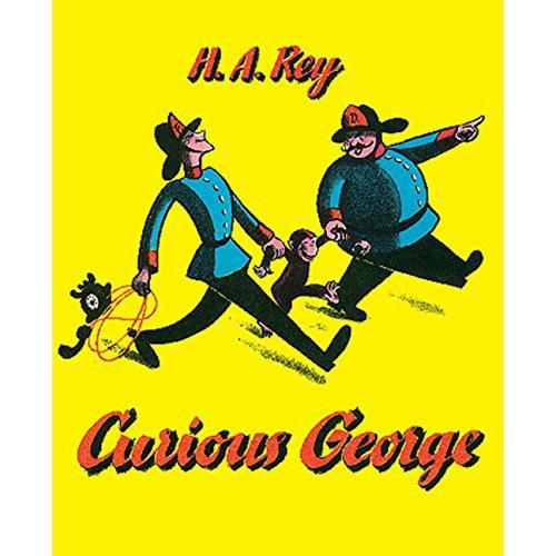 Picture Books - Curious George