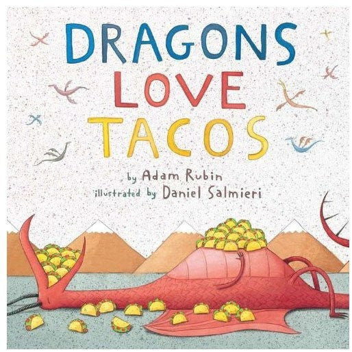 Dragons Love Tacos - Picture Books - Anglo Dutch Pools and Toys