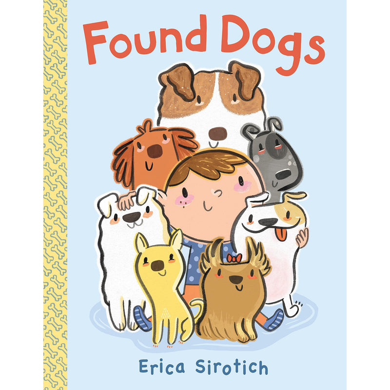Picture Books - Found Dogs