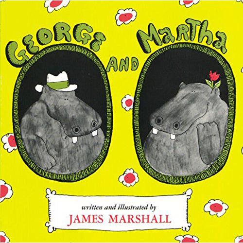Picture Books - George And Martha