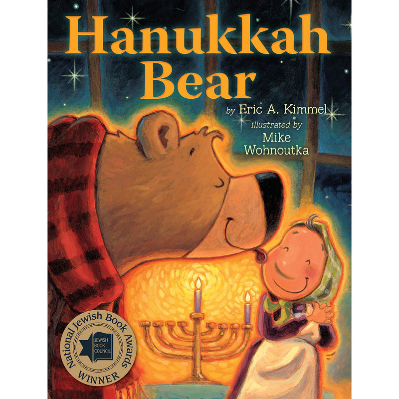 Picture Books - Hanukkah Bear