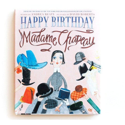 Happy Birthday Madame Chapeau - Picture Books - Anglo Dutch Pools and Toys