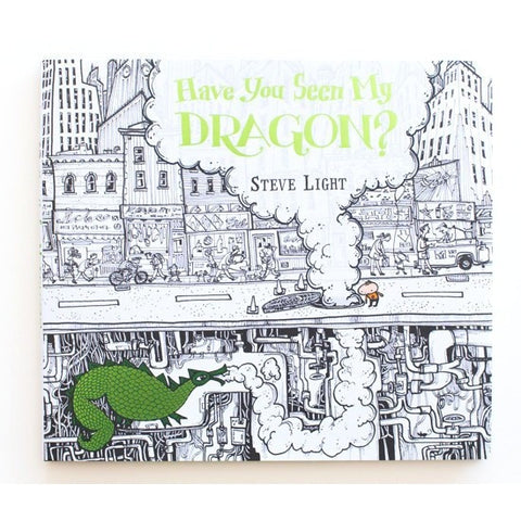 Have You Seen My Dragon? - Picture Books - Anglo Dutch Pools and Toys
