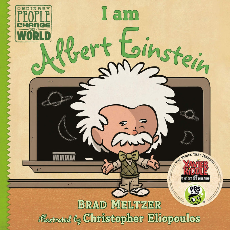 Picture Books - I Am Albert Einstein