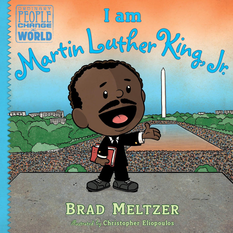 Picture Books - I Am Martin Luther King, Jr.