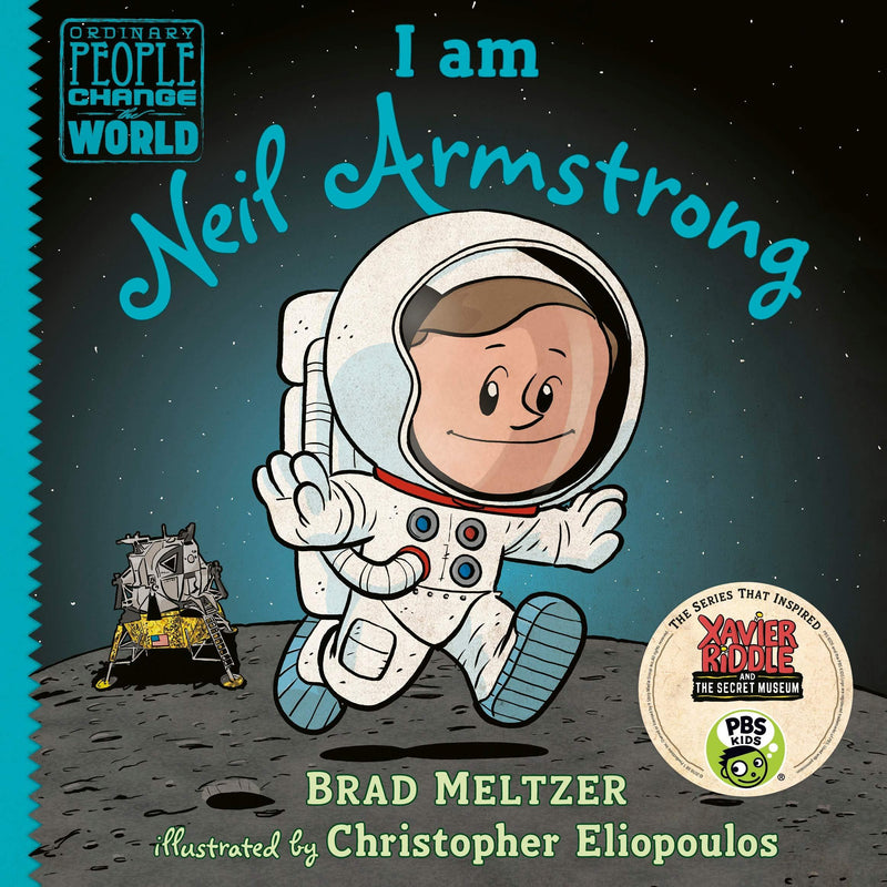 Picture Books - I Am Neil Armstrong