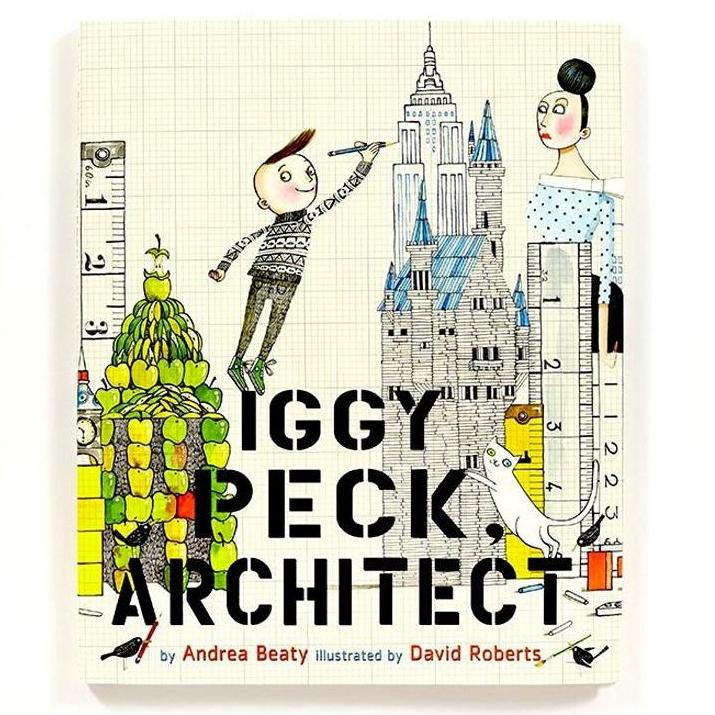Iggy Peck, Architect - Picture Books - Anglo Dutch Pools and Toys