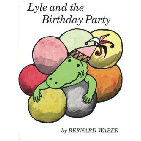Picture Books - Lyle And The Birthday Party
