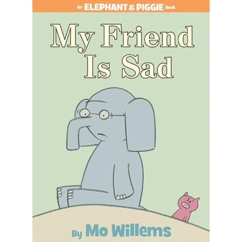 Picture Books - My Friend Is Sad