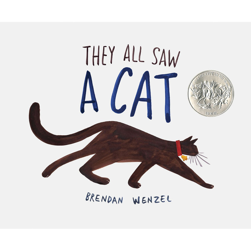 Picture Books - They All Saw A Cat