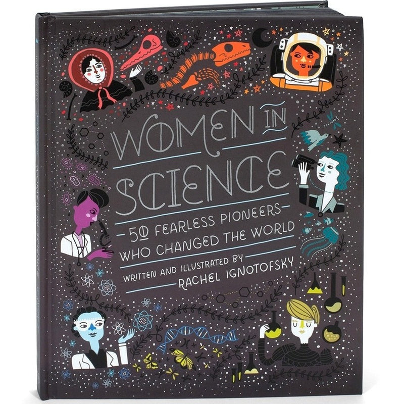 Women in Science: 50 Fearless Pioneers Who Changed the World- - Anglo Dutch Pools & Toys  - 1