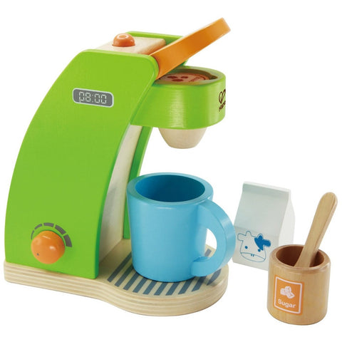 Hape Coffee Maker - Play Food and Kitchen - Anglo Dutch Pools and Toys