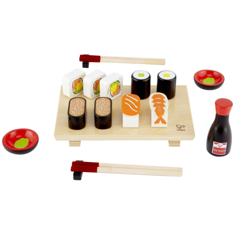 Hape Sushi Selection - Play Food and Kitchen - Anglo Dutch Pools and Toys