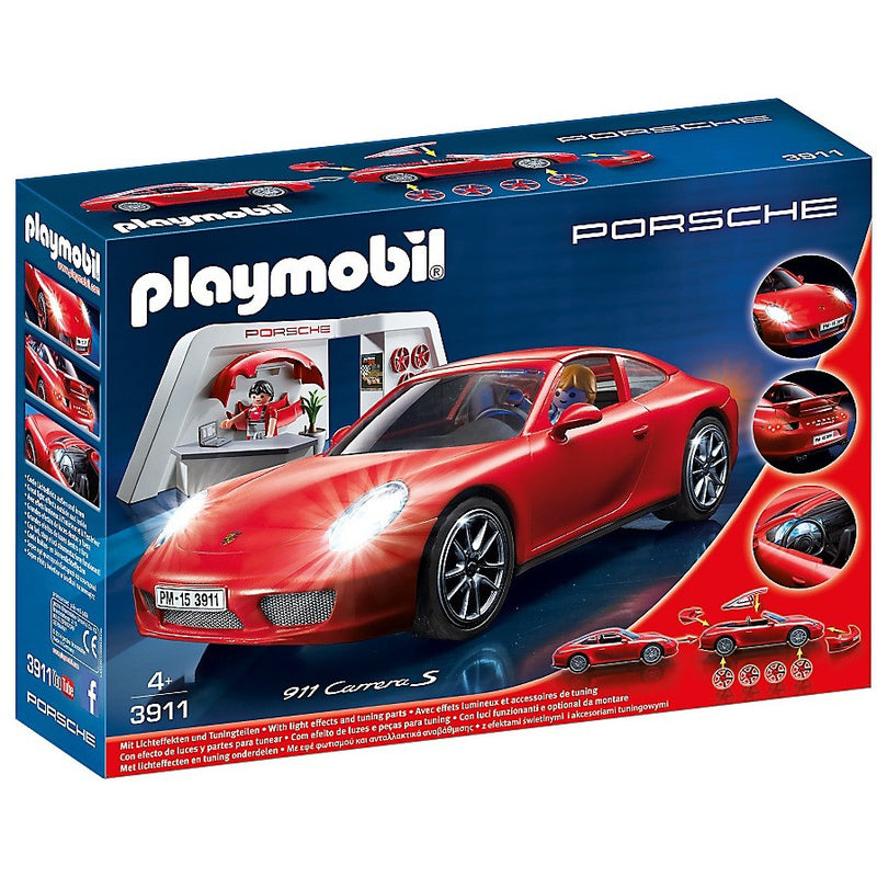 Playmobil 3911 Porsche 911 Carrera S - Playscapes - Anglo Dutch Pools and Toys