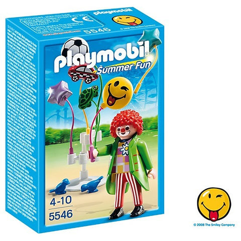 Playmobil 5546 Balloon Seller - Playscapes - Anglo Dutch Pools and Toys