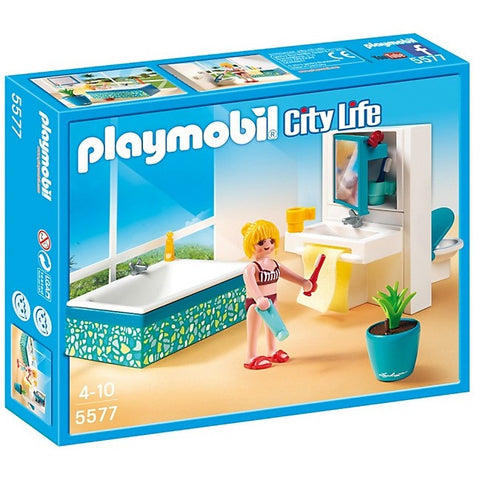 Playmobil 5577 Modern Bathroom - Playscapes - Anglo Dutch Pools and Toys