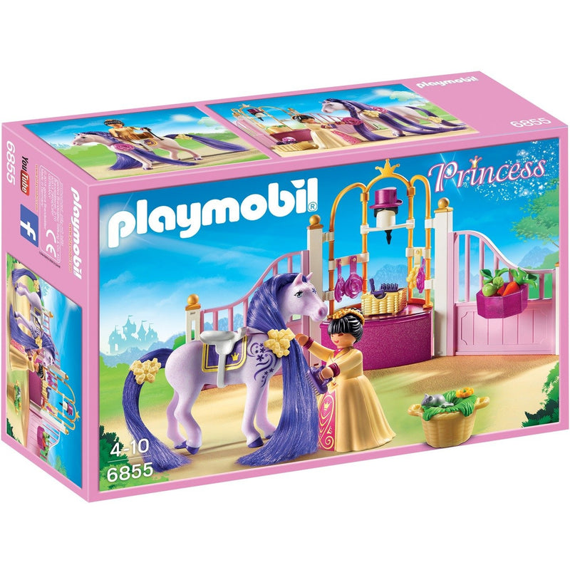 Playmobil 6855 Royal Stable