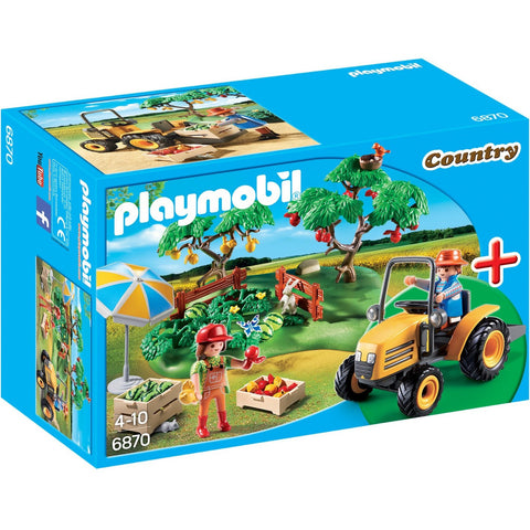 Playmobil 6870 Orchard Harvest