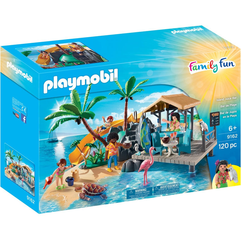 Playmobil 9162 Island Juice Bar