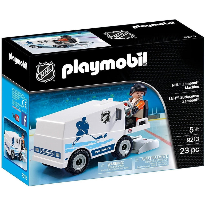 Playscapes - Playmobil 9213 NHL® Zamboni® Machine