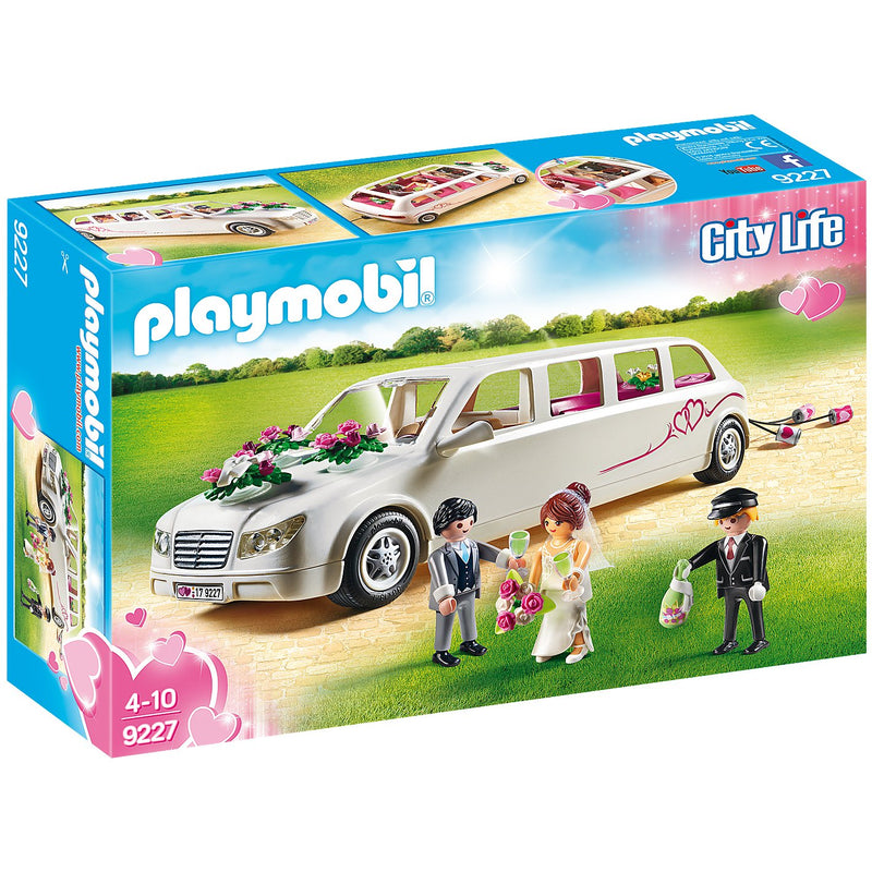 Playscapes - Playmobil 9227 Wedding Limo