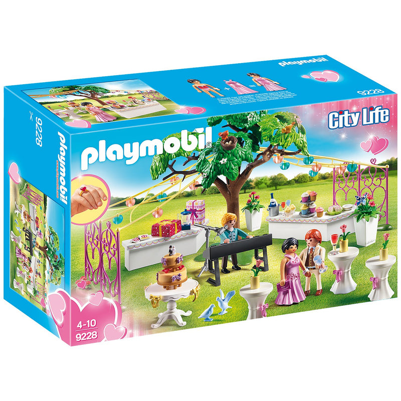 Playscapes - Playmobil 9228 Wedding Reception