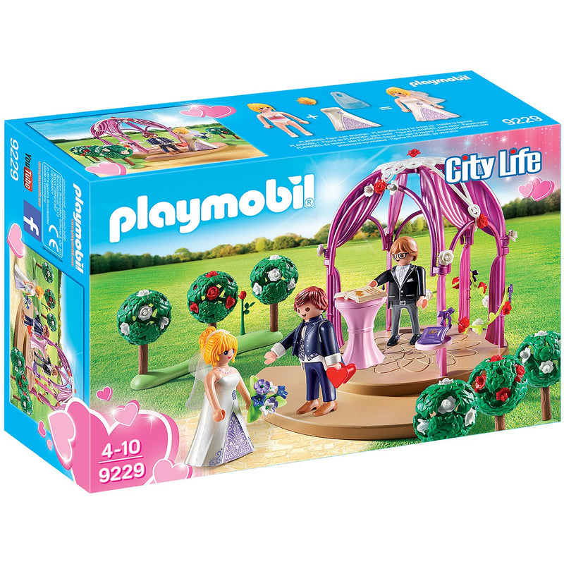 Playscapes - Playmobil 9229 Wedding Ceremony