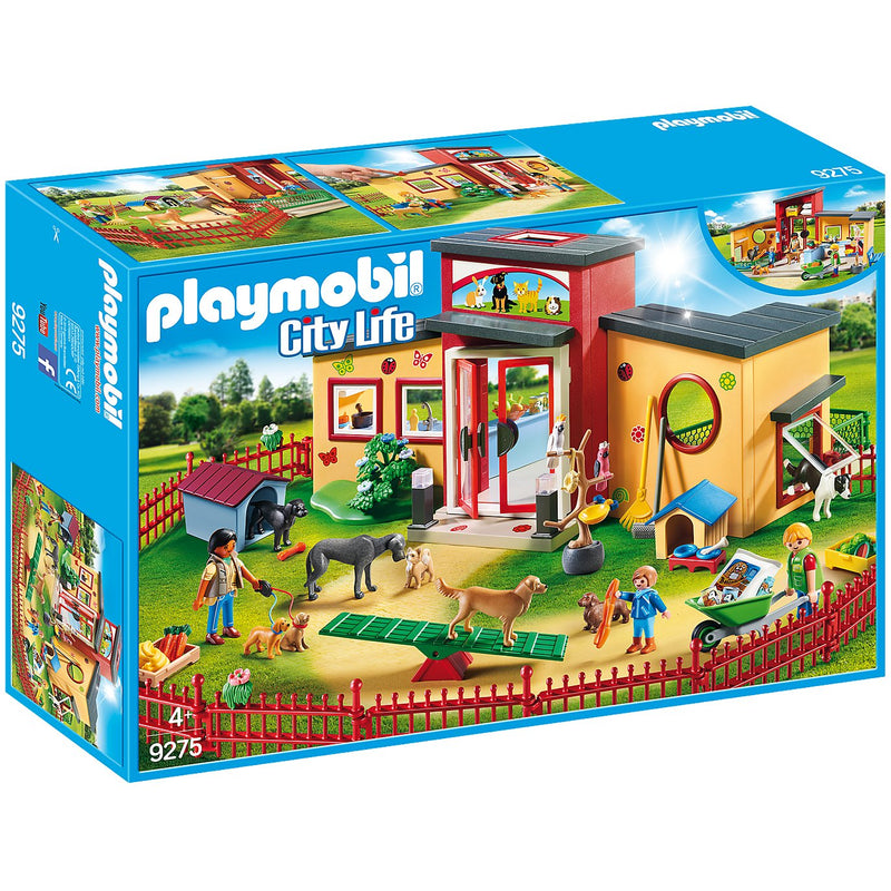 Playscapes - Playmobil 9275 Tiny Paws Pet Hotel