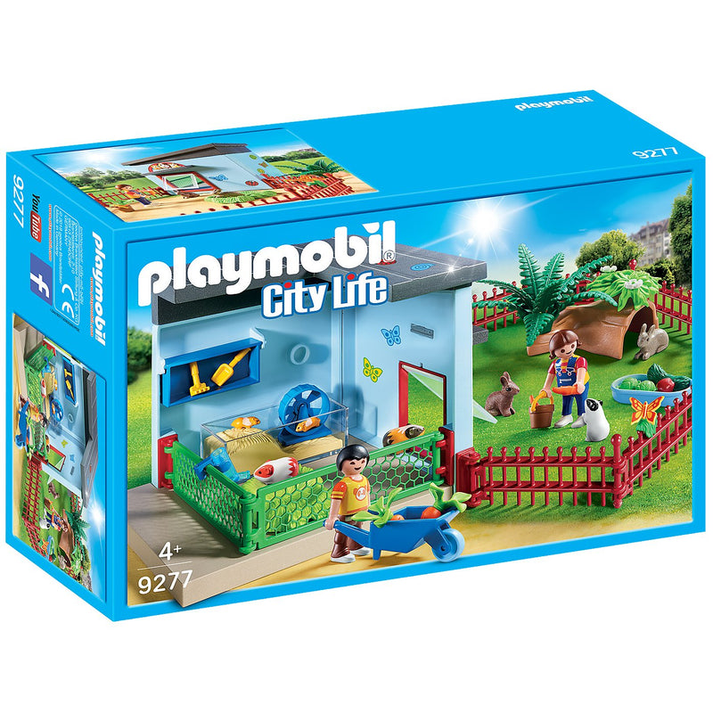 Playscapes - Playmobil 9277 Small Animal Boarding