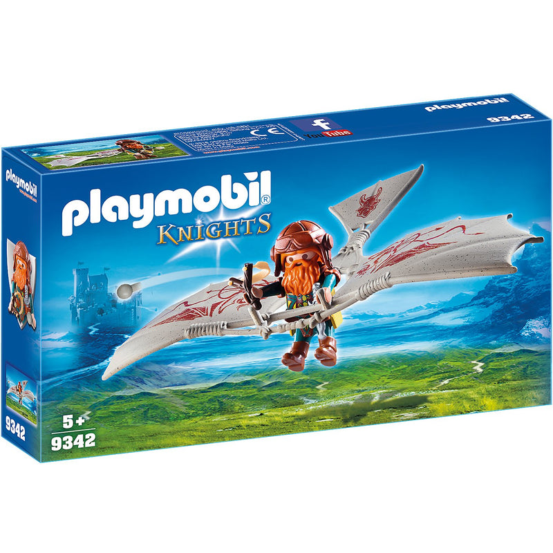 Playscapes - Playmobil 9342 Dwarf Flyer