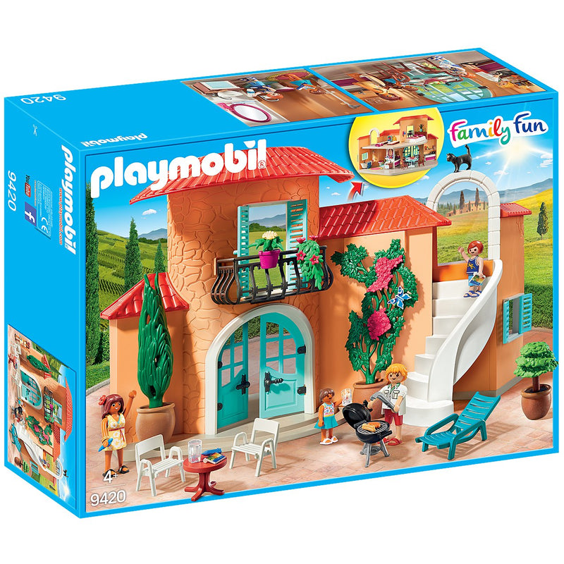 Playscapes - Playmobil 9420 Summer Villa
