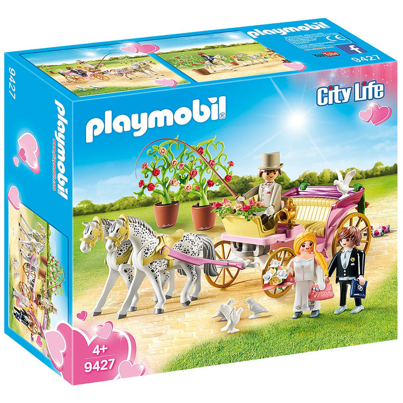 Playscapes - Playmobil 9427 Wedding Carriage