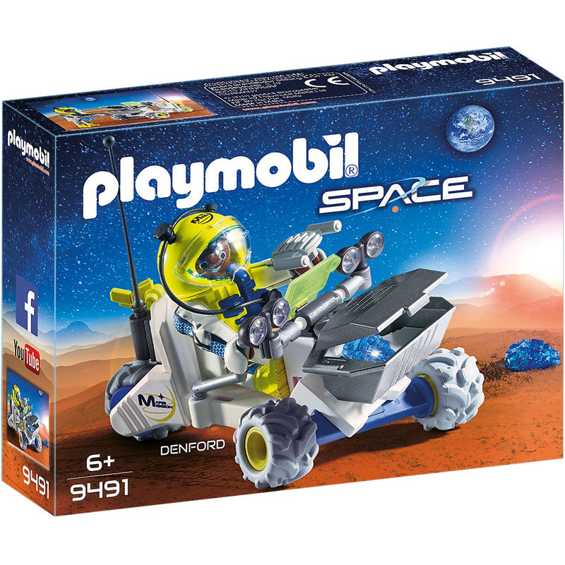 Playscapes - Playmobil 9491 Mars Rover