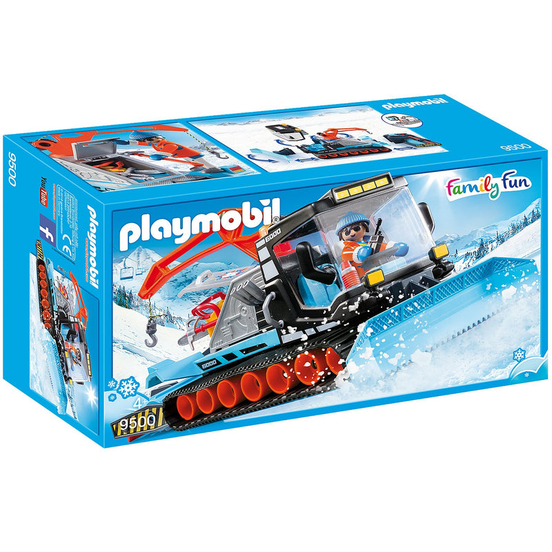 Playscapes - Playmobil 9500 Snow Plow