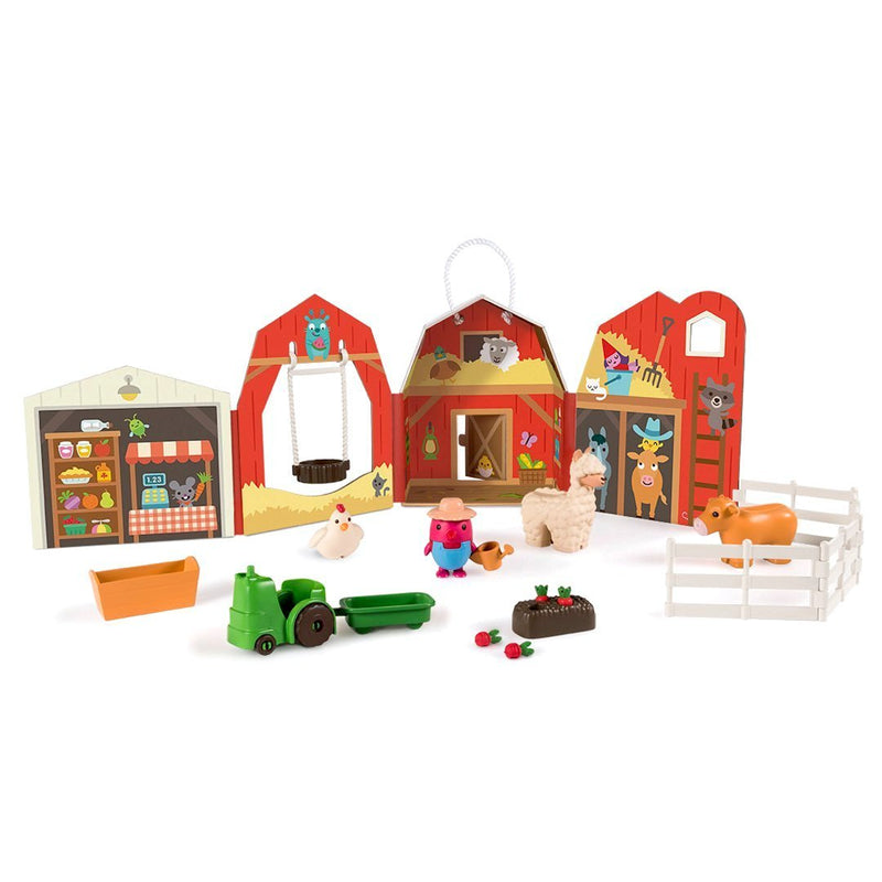 Sago Mini Portable Playset: Robin's Farm