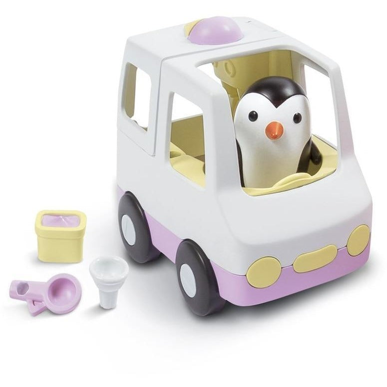 Playscapes - Sago Mini Vehicle Playset: Neville's Ice Cream Truck