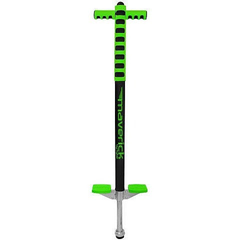 Flybar Maverick Pogo Stick- Green/Black- Anglo Dutch Pools & Toys  - 1