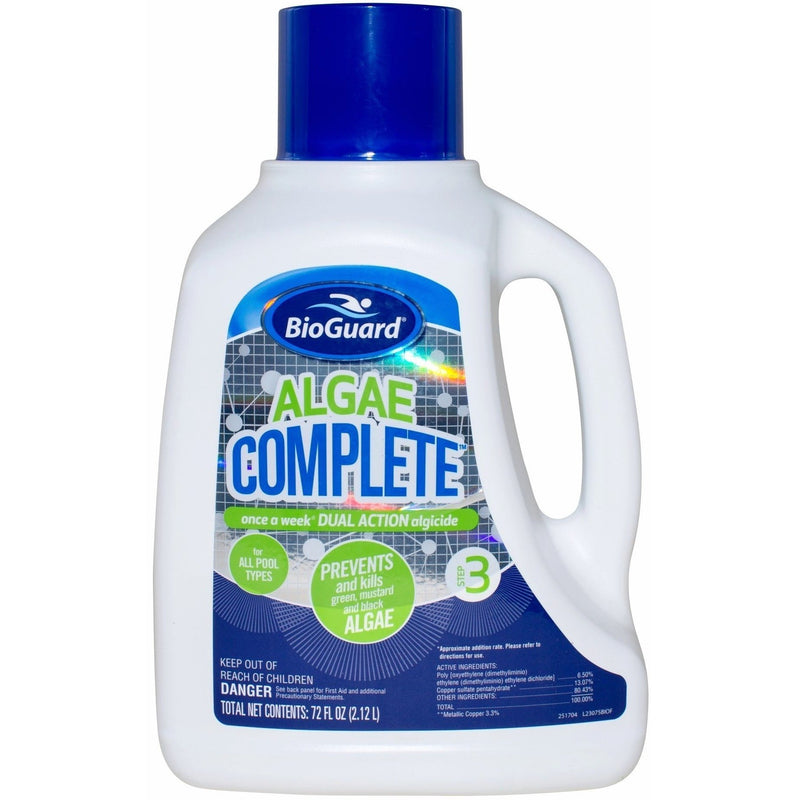 Pool Algaecides - BioGuard Algae Complete (72 Oz)