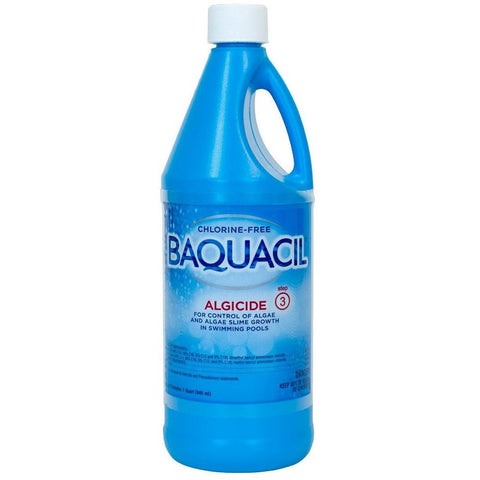 Pool Chlorine Alternatives - Baquacil Algicide (1 Qt)