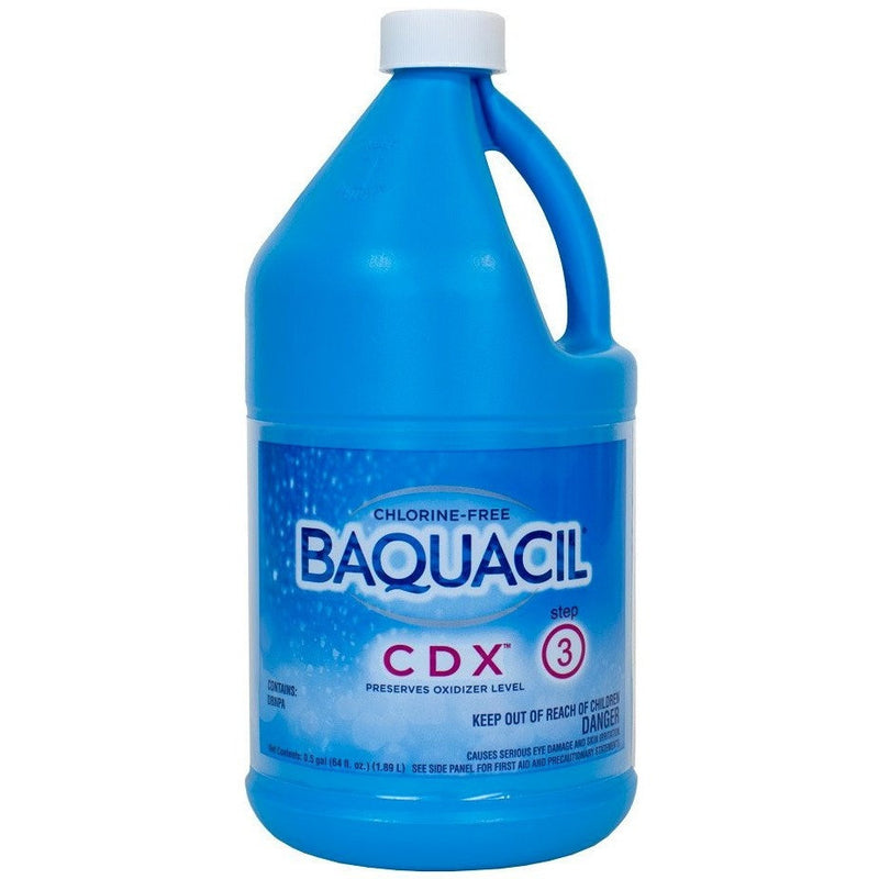 Pool Chlorine Alternatives - Baquacil CDX (.5 Gal)