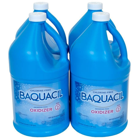 Pool Chlorine Alternatives - Baquacil Oxidizer (4 Gal)