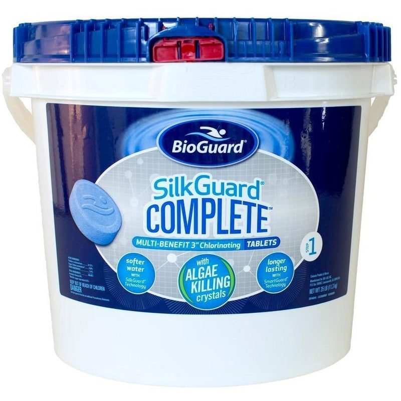 BioGuard SilkGuard Complete 3 Inch Chlorinating Tablets