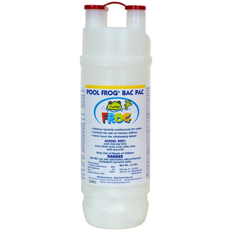 Pool Sanitizers - Pool Frog Bac Pac