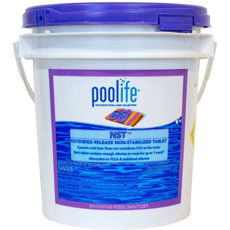 Pool Sanitizers - Poolife NST Tablets (20.6 Lb)