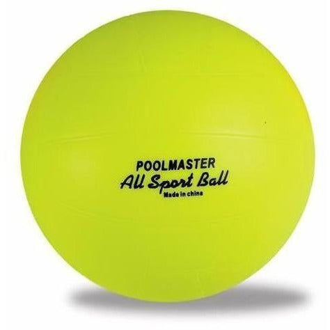 Pool Toys And Games - Poolmaster Deluxe Water Sport Ball
