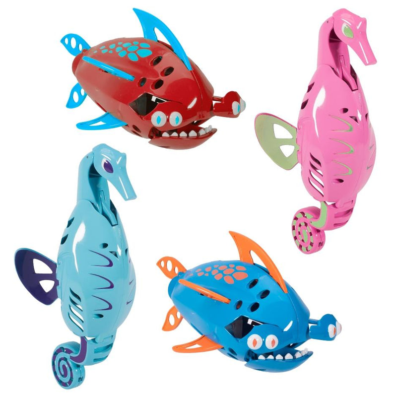 Pool Toys And Games - Swimways Aqualiens Transforming Sea Creatures