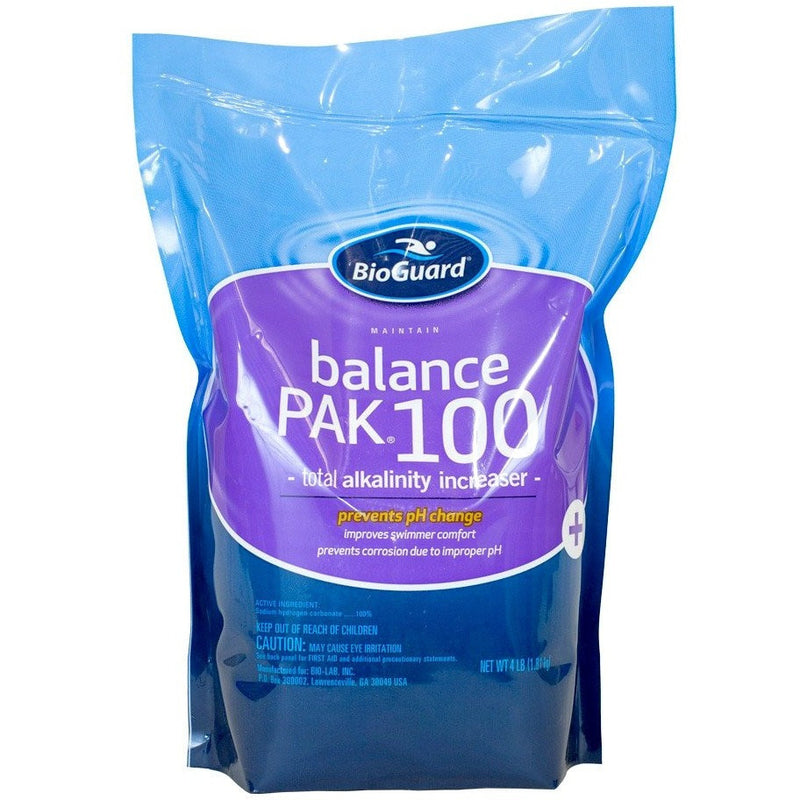 BioGuard Balance Pak 100- 4 lb- Anglo Dutch Pools & Toys  - 1