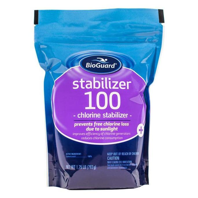 BioGuard Stabilizer 100- 1.75 lb- Anglo Dutch Pools & Toys  - 1